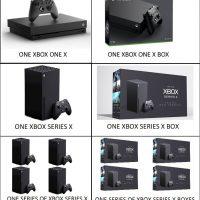 Las ventas de la Xbox One X aumentan un 747% en el arranque de las reservas de la Xbox Series X