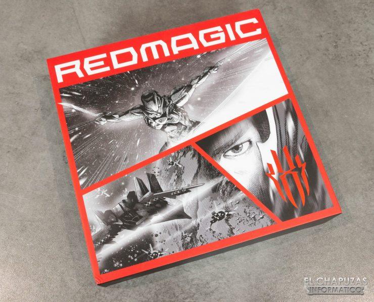Nubia Red Magic 5S - Embalaje 1