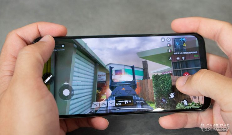Nubia Red Magic 5S - Call of Duty