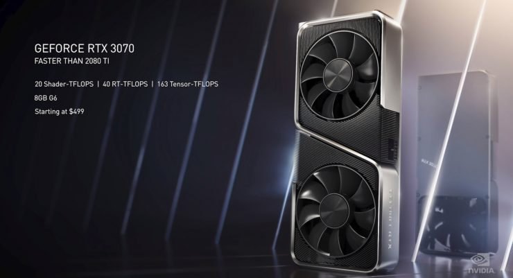 Nvidia GeForce RTX 3070 Founders Edition 740x401 0