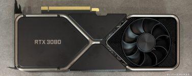 [Finalizado] Ganador de la Nvidia GeForce RTX 3080 Founders Edition