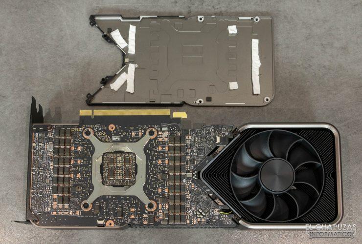 Nvidia GeForce RTX 3080 Founders Edition - Desmontaje 2