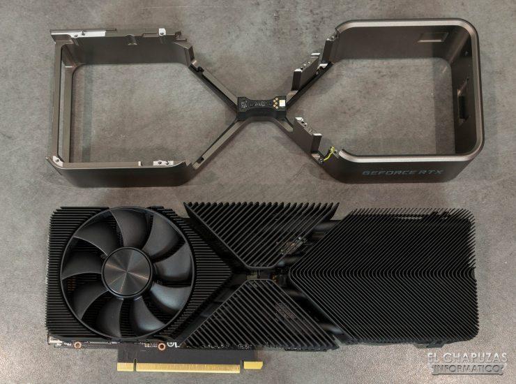 Nvidia GeForce RTX 3080 Founders Edition - Desmontaje 3