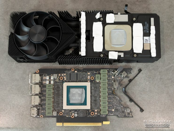 Nvidia GeForce RTX 3080 Founders Edition - Desmontaje 4