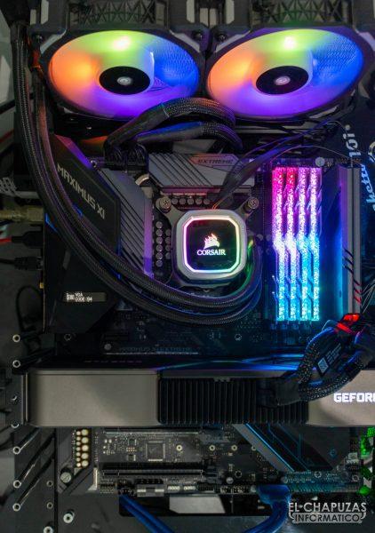 Nvidia GeForce RTX 3080 Founders Edition - Equipo de pruebas 1