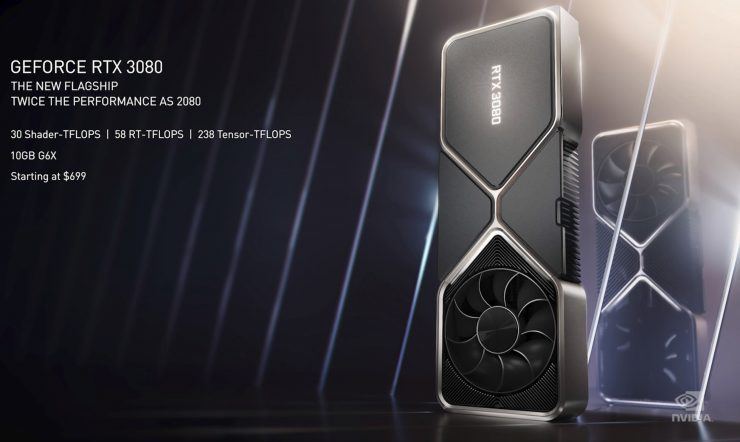 Nvidia GeForce RTX 3080 Founders Edition 740x442 0