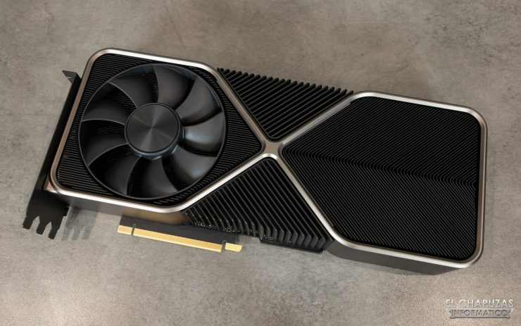 Nvidia GeForce RTX 3090 Founders Edition - Vista inferior