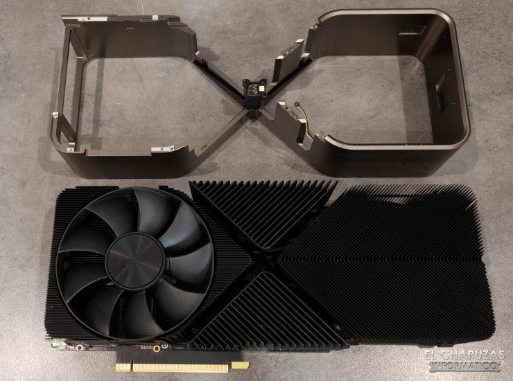 Nvidia GeForce RTX 3090 Founders Edition - Desmontaje 2