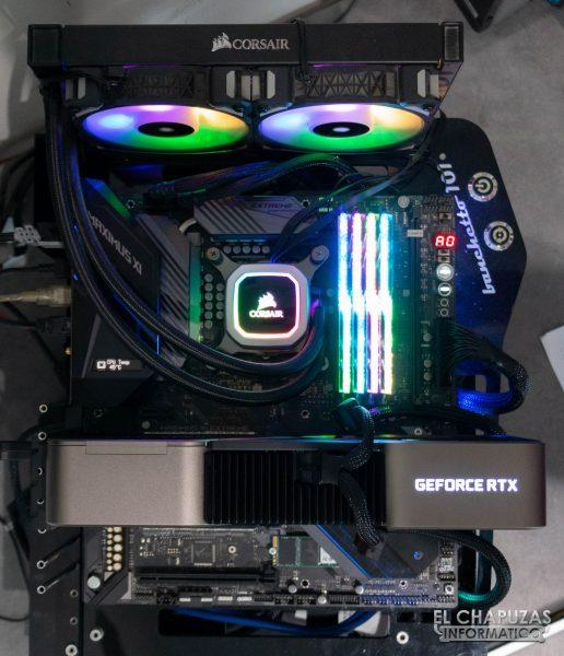Nvidia GeForce RTX 3090 Founders Edition - Equipo de pruebas 1