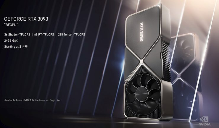 Nvidia GeForce RTX 3090 Founders Edition 740x433 0