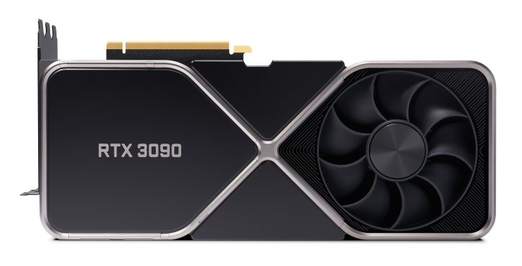 Nvidia GeForce RTX 3090 Founders Edition - Oficial