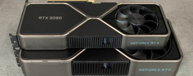 La Nvidia GeForce RTX 3080 Ti tendría finalmente 12 GB de VRAM y llegaría en el mes de Abril