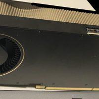 La Nvidia Quadro RTX 8000 se deja ver en imagen, llegará con 48GB GDDR6