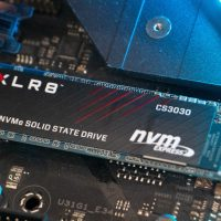 Review: PNY XLR8 CS3030 (SSD M.2 NVMe)