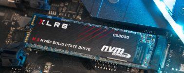 Review: PNY XLR8 CS3030 (SSD M.2 NVMe)