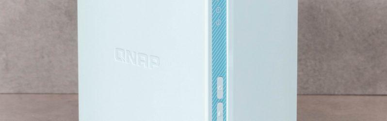 Review: QNAP TS-230 (NAS básico de 2 bahías)