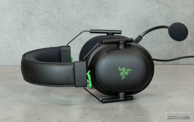 Razer BlackShark V2 - Cúpulas