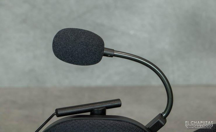 Razer BlackShark V2 - Micrófono