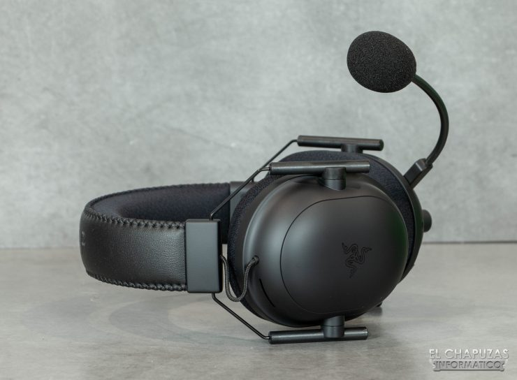 Razer Blackshark V2 Pro - Cúpula