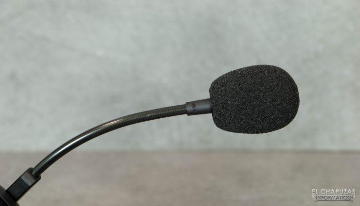 Razer Blackshark V2 Pro - Micrófono