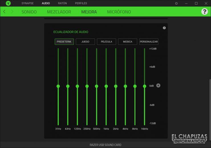 Razer BlackShark V2 - Software 5