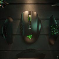 Razer Naga Pro: Ratón gaming personalizable con tres laterales distintos de 2, 6 y 12 botones