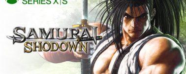 Samurai Shodown anunciado para Xbox Series X y Series S; parece que no llegará a la PS5
