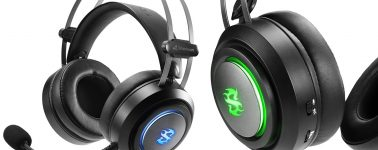 Sharkoon Skiller SGH30: Auriculares RGB con sistema de sonido virtual 7.1