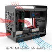Streacom DA2 V2: Chasis Mini-ITX para equipos de muy alto rendimiento