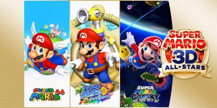 Super Mario All-Stars 3D