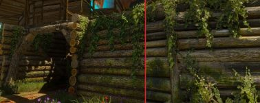 Así luce la versión final de The Witcher 3 HD Reworked Project 12.0 Ultimate