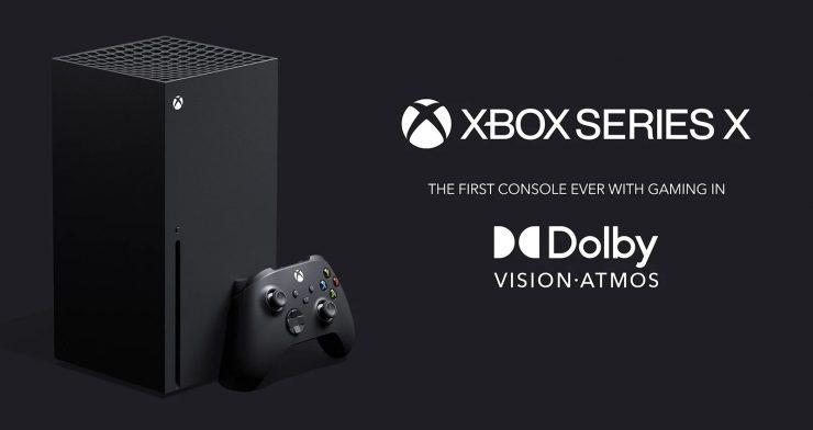 Xbox Series X con Dolby Atmos 740x392 0