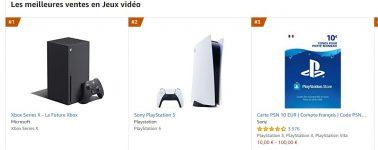 La Xbox Series X lidera el ranking de ventas de consolas en Amazon Europa, Estados Unidos y Canadá