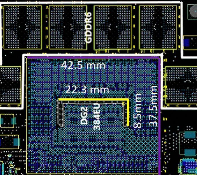 diagrama Intel DG2