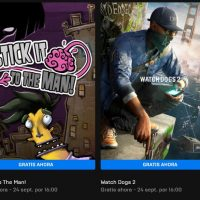 Descarga gratis el Watch Dogs 2, Football Manager 2020 y Stick It to The Man! desde la Epic Games Store