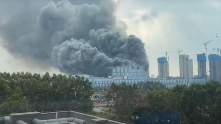 laboratorio de investigación y desarrollo de Huawei