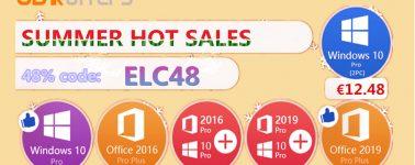 Llévate tu licencia de Windows 10 LTSC por 7,21 euros y olvídate de las molestas actualizaciones