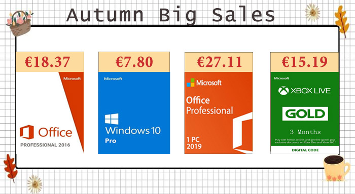 Ofertas de licencias de Windows 10 U2Key