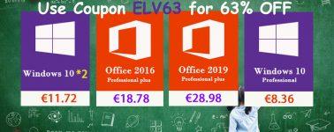 Messi se queda al ver las licencias Windows 10 Pro en su mínimo histórico: Desde 5,45 euros