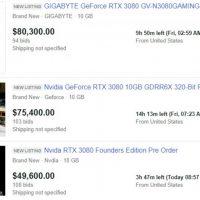 Crean bots para sabotear las reventas de los primeros compradores de una Nvidia GeForce RTX 3080