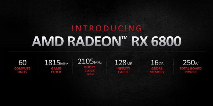 AMD Radeon RX 6800 Especificaciones 740x370 0
