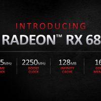 AMD Radeon RX 6800 XT y RX 6800: Las culpables de unas futuras GeForce RTX 3080/3070 Ti