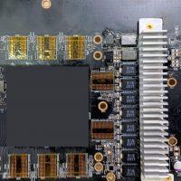 Primera posible imagen de la AMD Radeon RX 6800 XT
