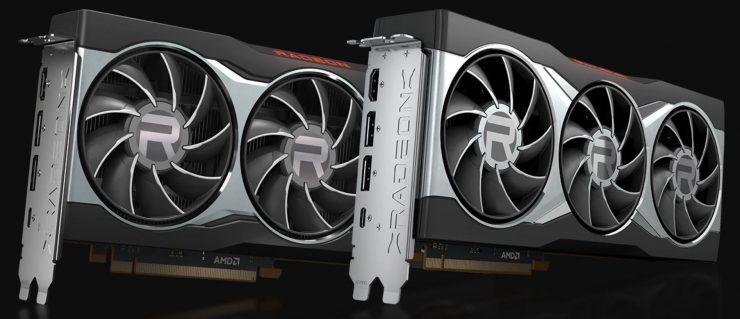 AMD Radeon RX 6800 XT y Radeon RX 6800 740x319 0