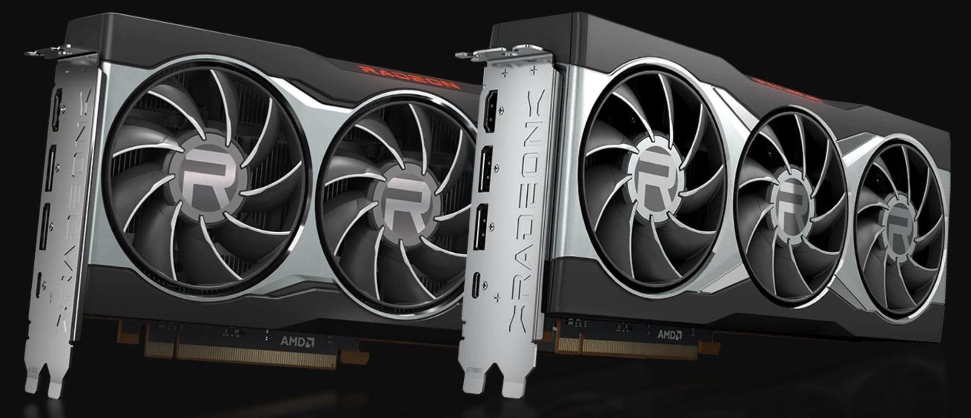 Las AMD Radeon RX 6800 XT y RX 6800 con diseño de referencia pasarán a mejor vida a «principios de 2021»