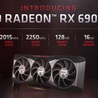 AMD Radeon RX 6900 XT: 999 dólares por igualar el rendimiento de la Nvidia GeForce RTX 3090