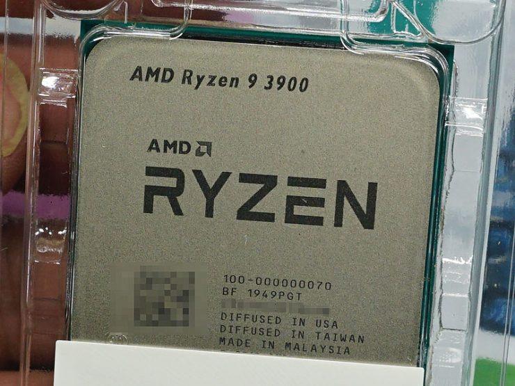 Ryzen 9 3900