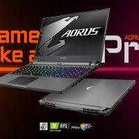 AORUS 15P: Ultrabook gaming y profesional con CPU Intel Core de 10ª Gen y GeForce RTX 2070/2060