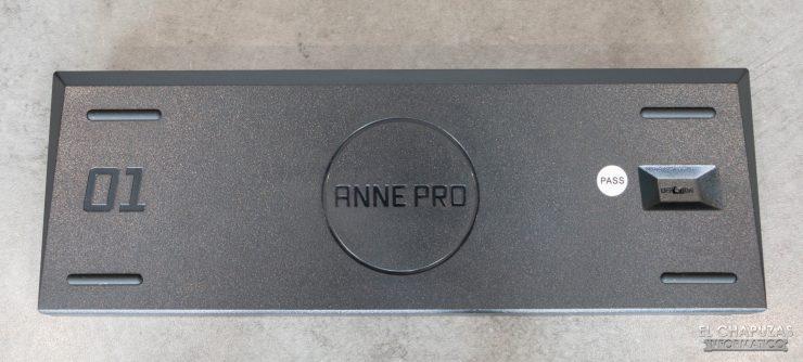 Anne Pro 2 - Base
