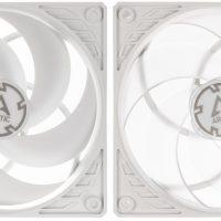 Arctic lanza sus ventiladores P12 PWM y P12 PWM PST en color blanco